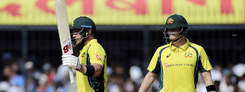 India vs Australia, LIVE Cricket Score, 3rd ODI at Indore: Finch smashes eighth career-ton