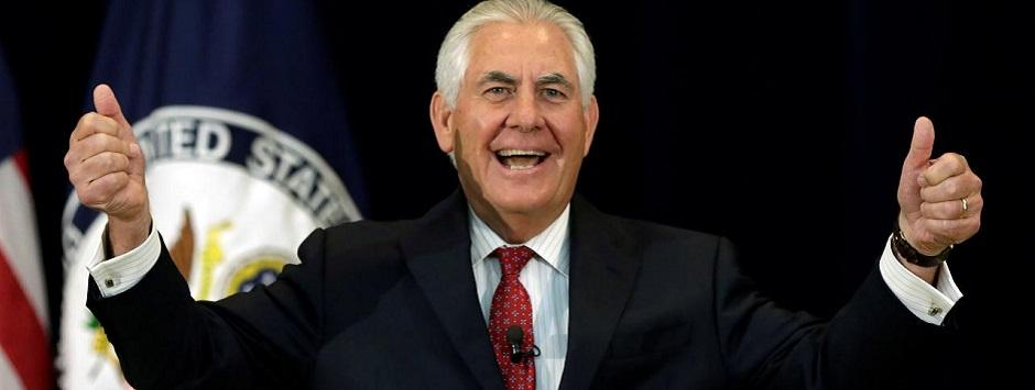 Rex Tillerson's speech on ties with India reflects United States' growing impatience with China