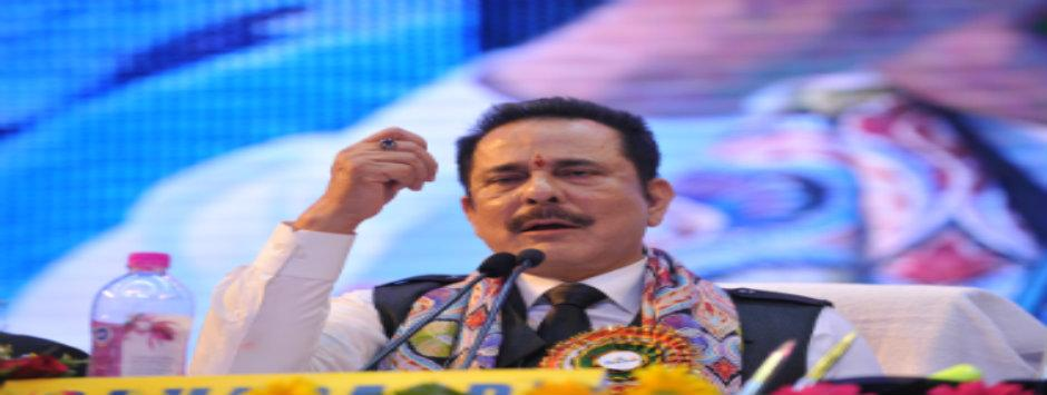 Sahara's Subrata Roy is planning a comeback and high on his priority is online education