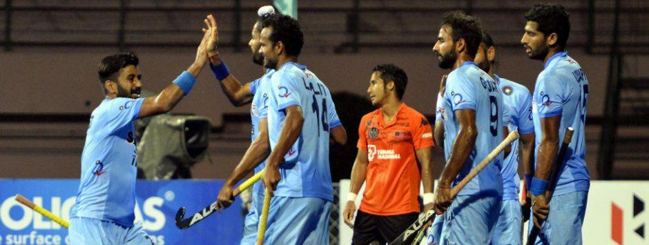 India vs Pakistan, Hockey Match LIVE Score, Asia Cup 2017 in Dhaka: Men in Blue hope to break deadlock after goalless Q1