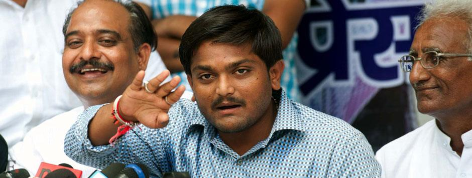 Gujarat election 2017: Hardik Patel, the Pied Piper of Patidars, threatens to take BJP by storm