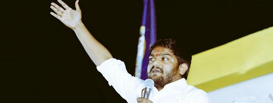 Given Hardik Patel's massive demigod-like following, BJP needs to throw everything it has at him