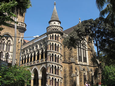 Mumbai University. Image courtesy Simon Alexander Jacob