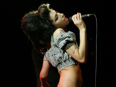 Amy Winehouse performs at the Highline Ballroom in New York, May 8, 2007 in this file photo.Michael Nagle/The New York Times