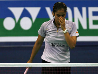 A file picture of Saina Nehwal. Reuters