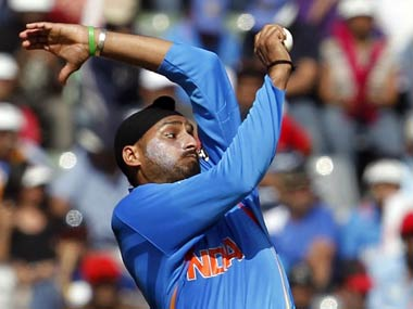 File photo of Harbhajan Singh. Reuters