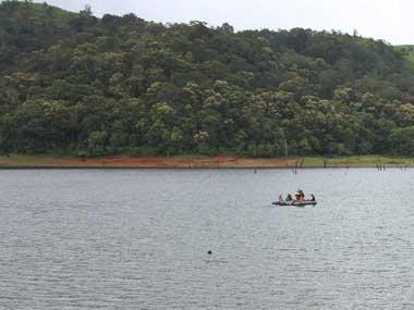 Mullaperiyar Dam. Reuters