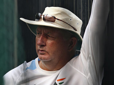 File picture of India's cricket team coach Duncan Fletcher. Reuters
