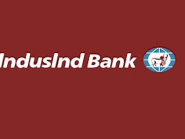 IndusInd Bank logo. Image courtesy IndusInd Bank