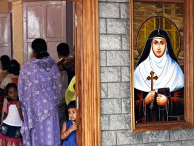 Kerala clergy. Representational Image. AFP Photo