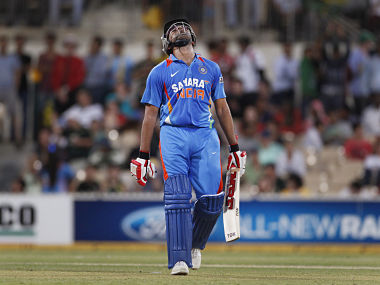Sharma needs to make the most of his chances. Reuters