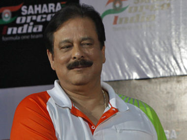 Reuters- Sahara group chief Subrata Roy