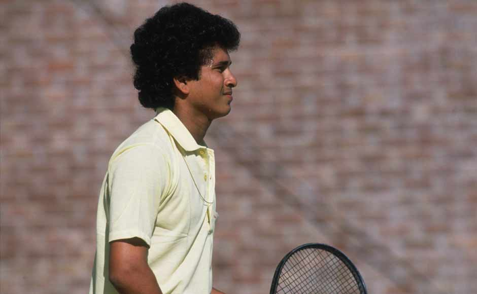Photos: From mop to bangs, Sachin's changing hairstyles - Firstpost