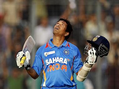 Sachin just wants to enjoy playing the game now. Reuters