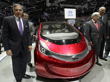 new car launches from tataPhotos Tata launches Megapixel at Geneva Motor Show