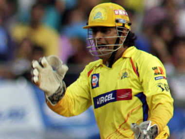 Mahendra Singh Dhoni has helped CSK become a powerful outfit. AP