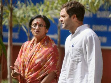 File photo of Rita Bahuguna Joshi. PTI