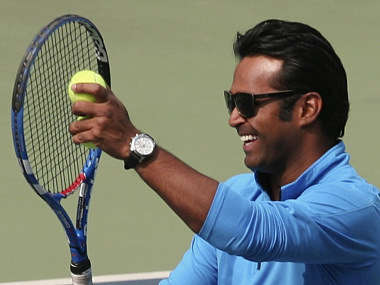Paes should have left Vardhan out of the argument. Reuters