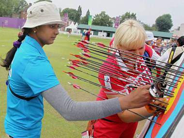 Deepika Kumari will look to hit bullseye