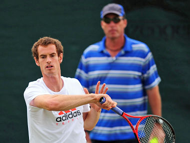 Murray hopes for a turnaround soon. AP