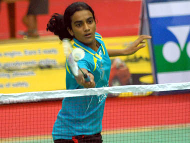 Sindhu is a good player in her own right. Firstpost
