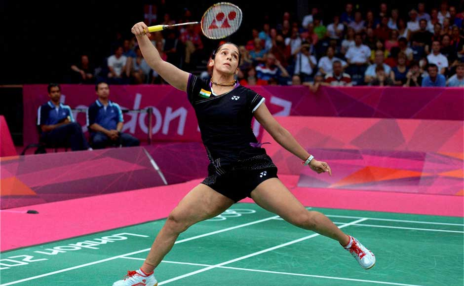 Saina Nehwal lost in straight games against Wang Yihan in the semifinals on Friday. PTI