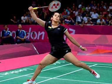 Saina has won the bronze. PTI