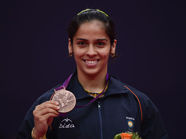 Saina Nehwal has done the country proud. Getty Images