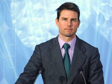 File Photo of Tom Cruise.