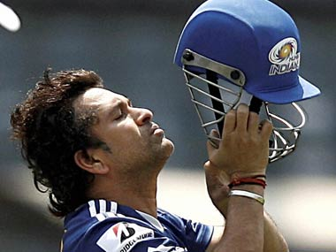 Sachin Tendulkar will be looking to get some good match practice. PTI