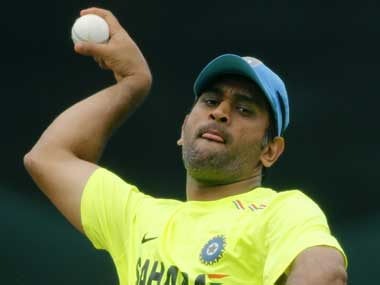 Why does Dhoni want turners? AP