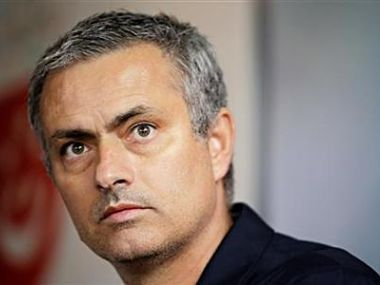 File picture of Real Madrid coach Jose Mourinho. Reuters