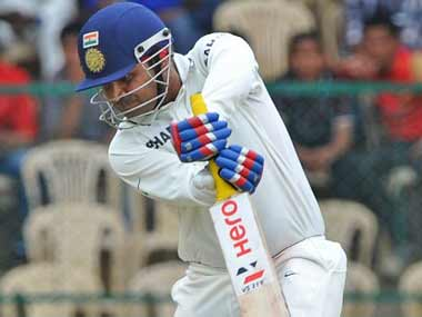 Sehwag will be key for India. AFP