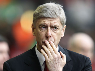 Time for Wenger to make a move. Reuters