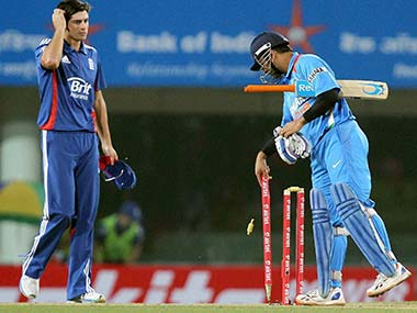 India has beaten England in the ODI series. PTI