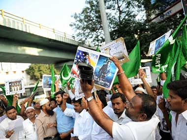 Have groups objecting against the film taken away the individual's rights to choose? Firstpost