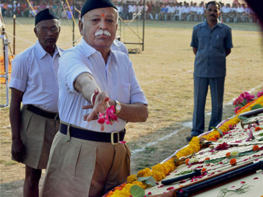 Bhagwat thought that he would be able to get Gadkari through despite the controversies. PTI