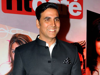 Twitter was abuzz with news that Akshay Kumar's earning have crossed Rs 2,000 crores. AFP