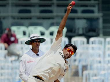 Ashwin's record at home is second to none. PTI