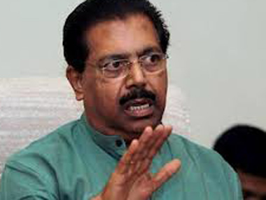 PC Chacko. Screen grab/ ibnlive