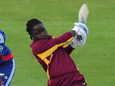 Dottin has been a start for the West Indies in WWC13. Getty Images