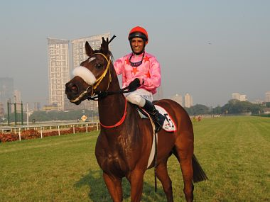 Machiavellianism is one of the favourties for the 2013 Indian Derby. RWITC