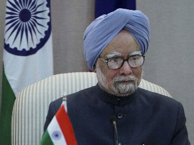 Manmohan Singh lauded the state for utilising resources provided by the Centre. AFP