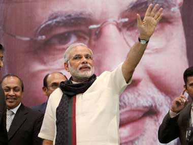 Headline making: Is Modi's SRCC speech merely a flash in the pan? PTI