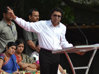 Raj Thackeray.