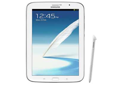 The Samsung Note: AP