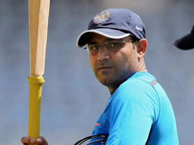 Dhoni is prepared to give Sehwag the long rope. PTI