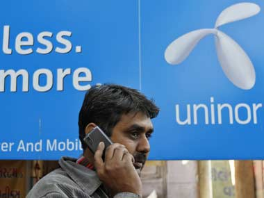 The Telenor unit had 1.8 million customers in Mumbai as of December. Reuters
