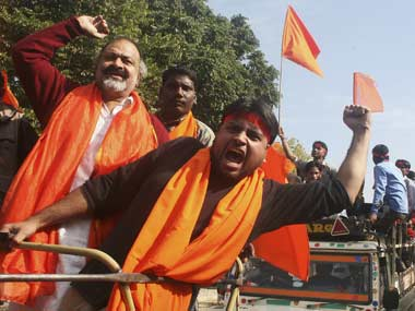 A muscular assertion of Hindutva will do the BJP more harm than good. Reuters