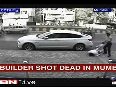 A screen-grab from the CNN IBN story.